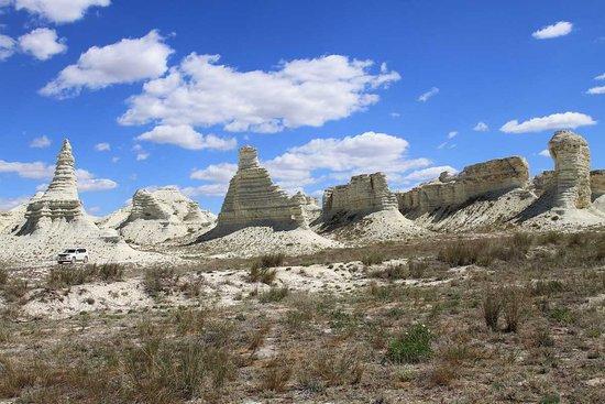 Atyrau Province, Kasachstan: Аккергешен.