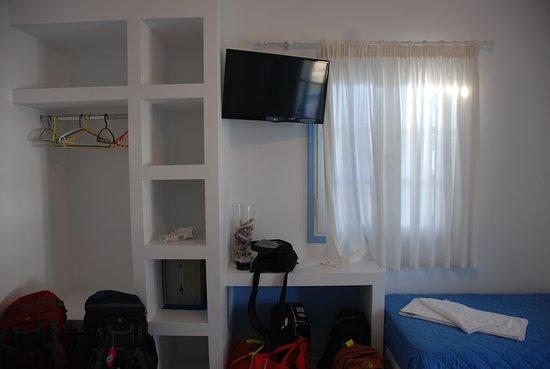 Coralli Beach Apartments: Dotazione