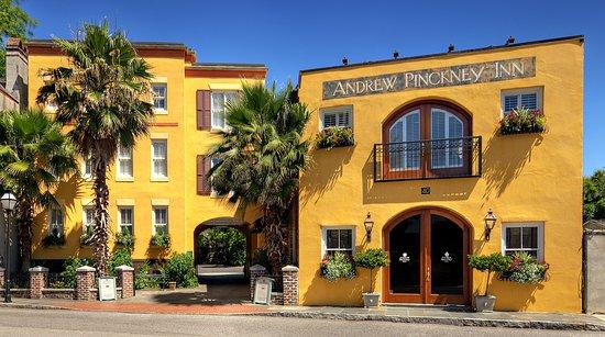 Andrew Pinckney Inn Prices Hotel Reviews Charleston Sc Tripadvisor
