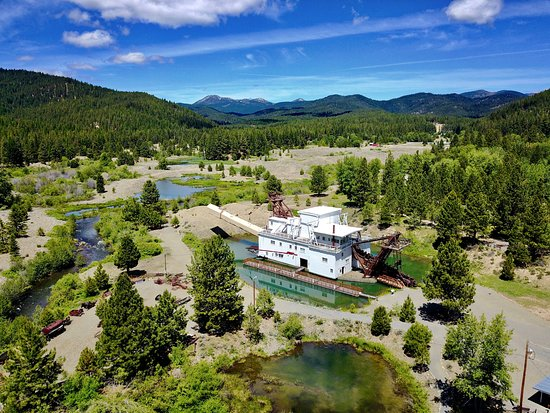 Sumpter Valley Dredge: sumpter dredge