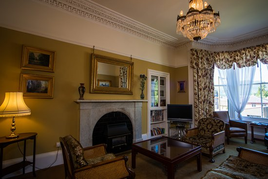 Annfield Guest House: Guest sitting room