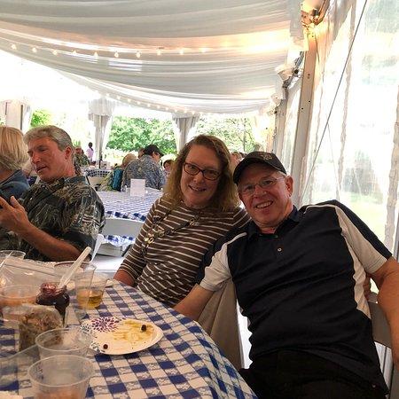 Crossing Vineyards and Winery: Summer concert June
