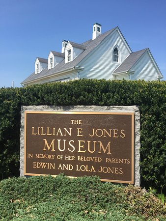 The Lillian Jones Museum