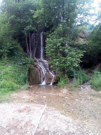 Nis, Sırbistan: Vodopad, na putu za Kalnu, Stara planina, Babin zub