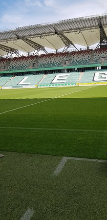 Legia Warsaw Municipal Stadium of Marshal Jozef Pilsudski Photo