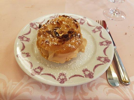 Brasserie Le Francais : Dessert Paris-Brest