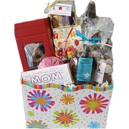Buy chocolate gift baskets with a