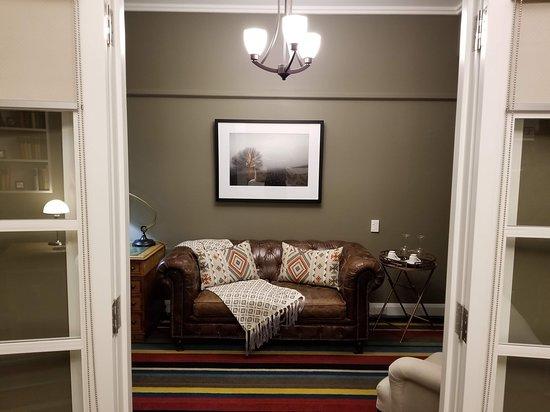 Lovely art deco decor - Picture of Art Deco Masonic Hotel