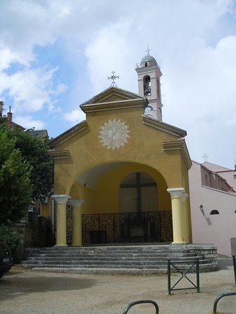 Corte, Frankrijk: La chapelle