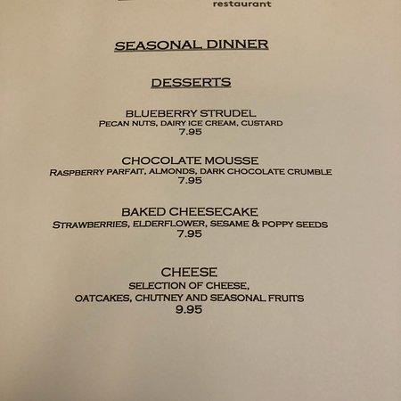 Lovage: 很棒的餐廳 服務跟餐點及擺盤都是具水準。值得到此用餐
