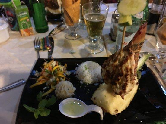 Barbacoa: Lobster Dinner