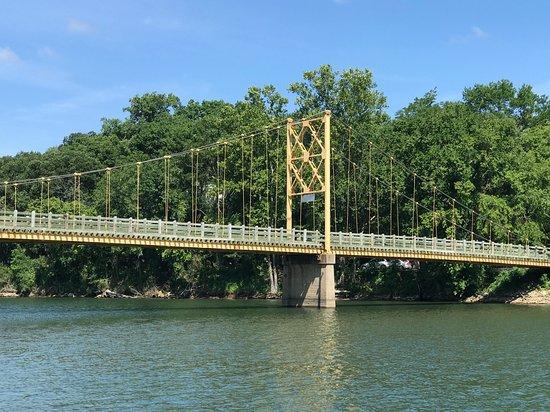 Holiday Island, AR: Bridge