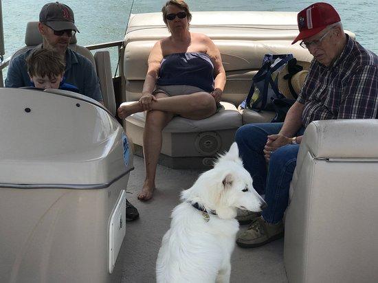 Holiday Island, AR: Family time