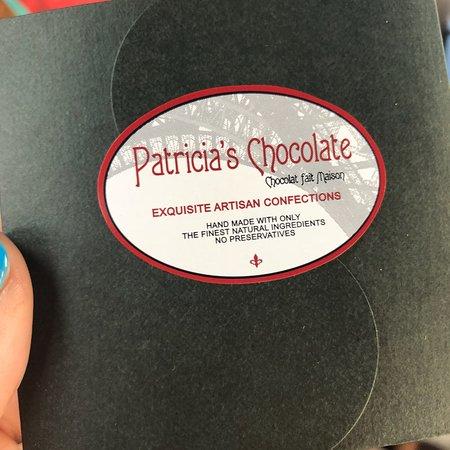 Patricia's Chocolate: photo1.jpg
