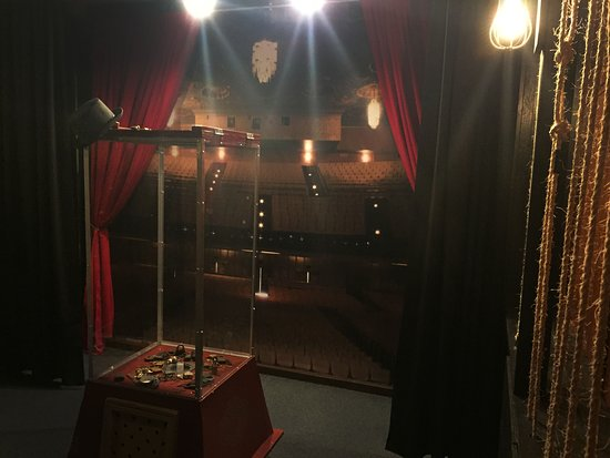 "Scranton, PA: Our newest escape room, ""Escape the Final Act: The Houdini Experience"""