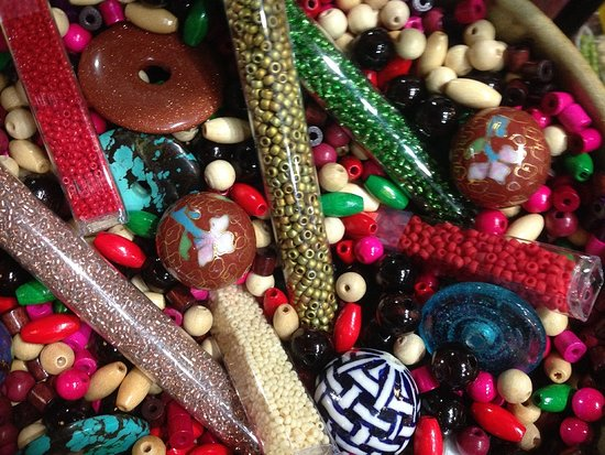 Be Dazzled Beads