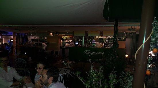 Terraza Picture Of Azotea Forus Barcelo Madrid Tripadvisor