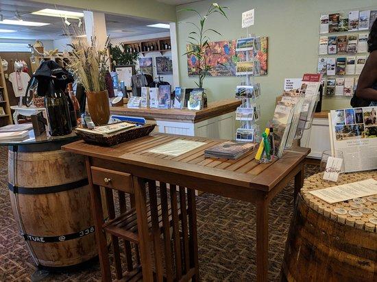 Calistoga Visitors Center