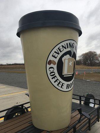 Avon, Νέα Υόρκη: Evening Star Coffee Roasters