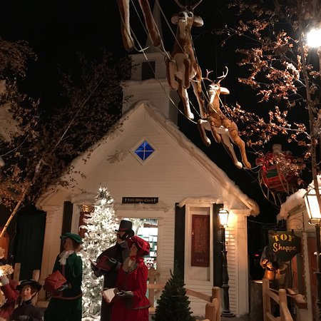 The Christmas Loft.Photo0 Jpg Picture Of Christmas Loft North Conway