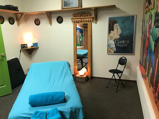 Parker, CO: Clean, cozy, best massage around!!