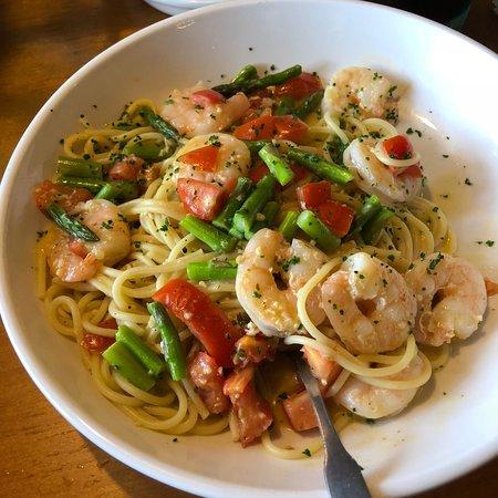 olive garden delicious shrimp scampi - Olive Garden Shrimp Scampi