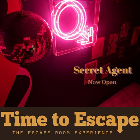 ‪Time to Escape: the Escape Room Experience‬