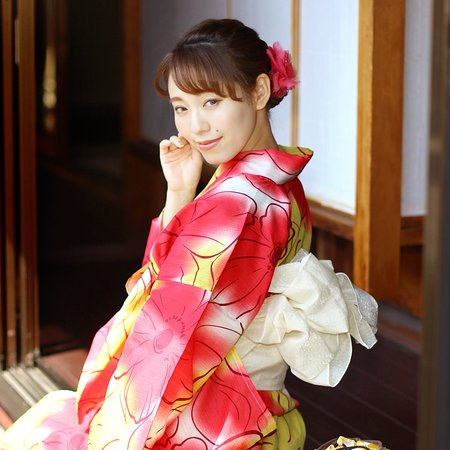 Easy To Wear Yukata Use Heko Obi Belt Great Choice For Yukata