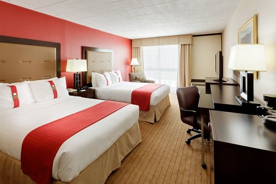 Holiday Inn Mt. Kisco (Westchester Cty): Guest room