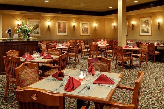 Holiday Inn Mt. Kisco (Westchester Cty): Restaurant