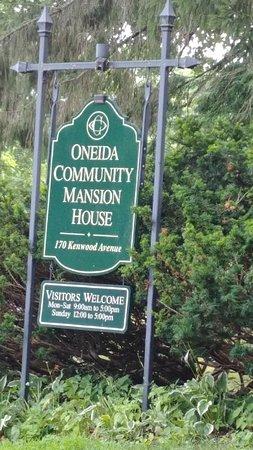 Oneida Community Mansion House Görüntüsü