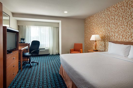 Fairfield Inn Sacramento Cal Expo: Guest room