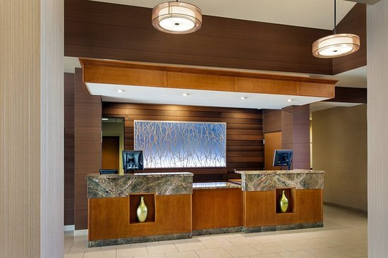 Fairfield Inn Sacramento Cal Expo: Lobby