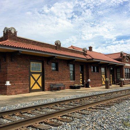 Mena Kansas City Southern Depot
