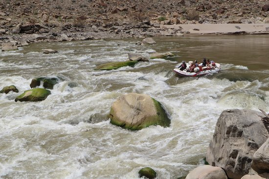 Holiday River Expeditions - Utah Rafting Day Tours: Cataract Canyon - Holiday River Tours