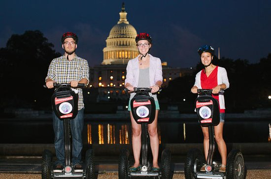 Washington DC Segway Night Tour