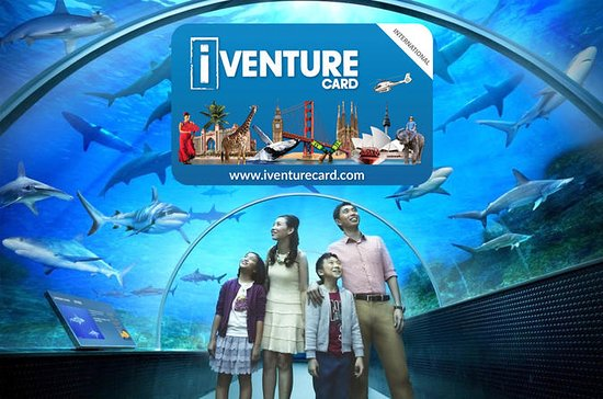 Singapore Flexi Attraction Pass con