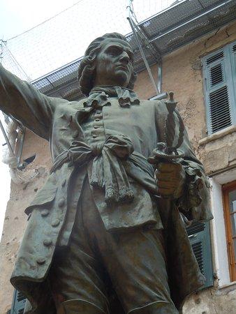 Monument au general Gaffori