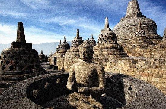Private 4-Day Classic Yogyakarta...