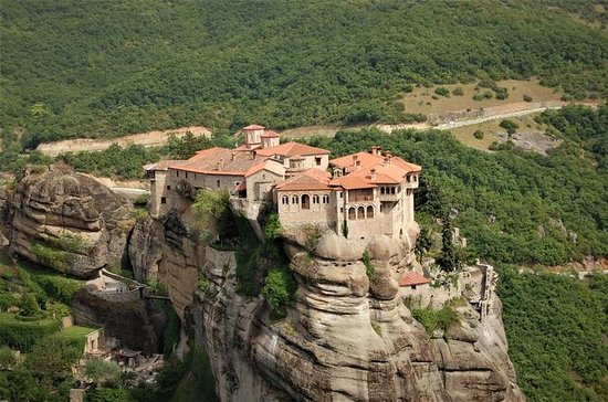 Meteora von Ohrid