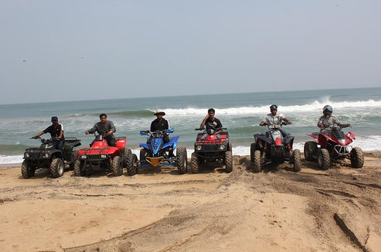 1 hours quad agadir