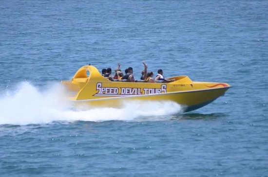 Speed boat agadir