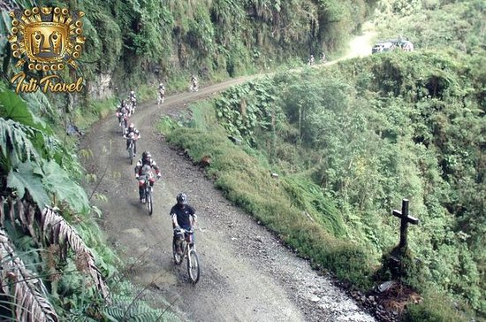 Death Road By Bike - Full Day -