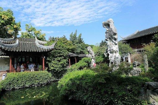 All Inclusive Suzhou Highlight Tour...