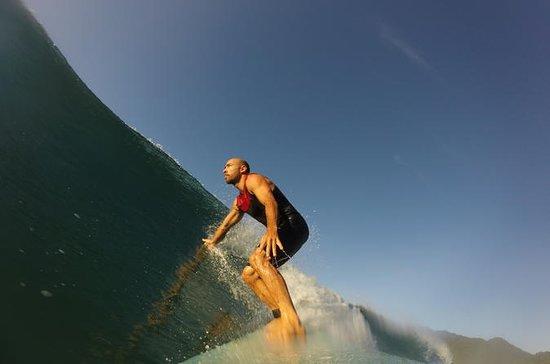 Surf Trip para os melhores pontos do...