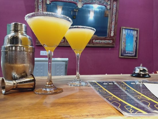 On of our favorite cocktails!! Wanna know what it is? Come to Tapaz Bar