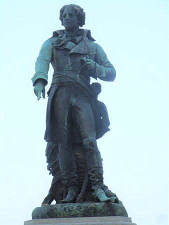 Monument au general Abbatucci