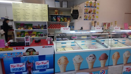Pokeno, نيوزيلندا: Ice Cream