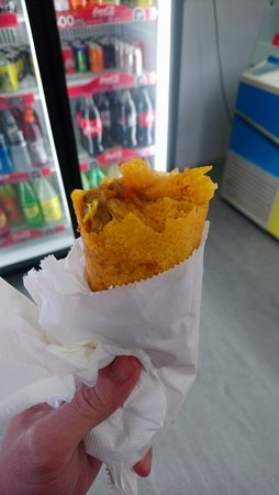Pokeno, نيوزيلندا: Curry Roll