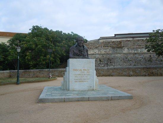 Statue Pascal Paoli